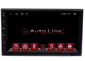 Автомагнитола AutoLine 2DIN Universal