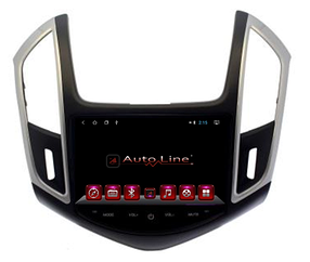 ANDROID 8.1.0 Chevrolet Cruze 2013-2016г. HD ЭКРАН 1024-600 ПРОЦЕССОР 4 ЯДРА (QUAD CORE)