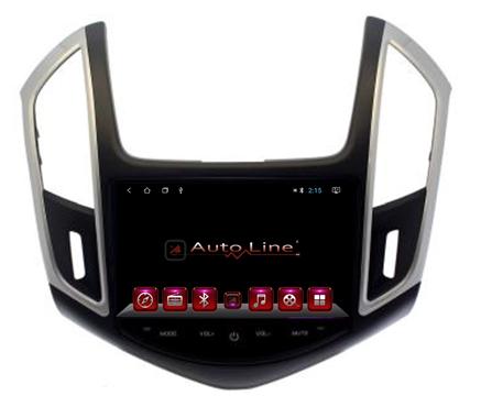ANDROID 8.1.0 Chevrolet Cruze 2013-2016г. HD ЭКРАН 1024-600 ПРОЦЕССОР 4 ЯДРА (QUAD CORE), фото 2