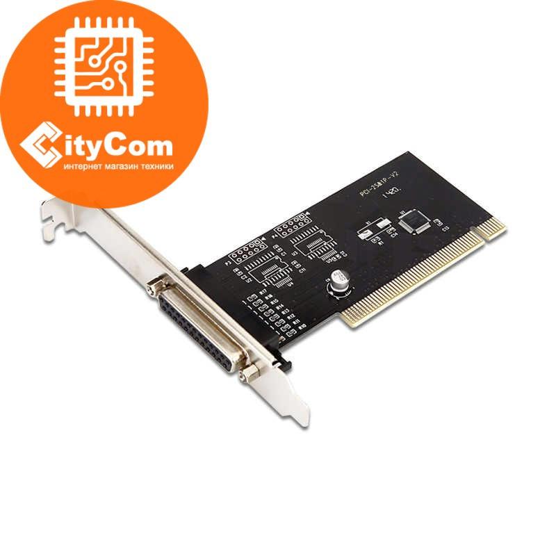 Контроллер плата PCI to LPT port (для принтера и др) Арт.1048