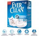Ever Clean Unscented Extra Strong Clumping, 10 л. |Эвер Клин комкующийся наполнитель без ароматизатора|
