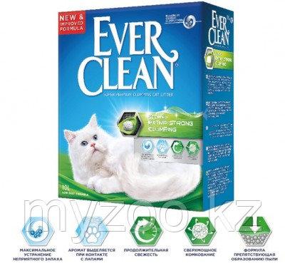 Ever Clean Scented Extra Strong Clumping, 6 л  Эвер Клин комкующийся наполнитель c ароматизатором 