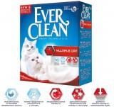 Ever Clean Multiple Cat, 6 л  Эвер Клин комкующийся наполнитель для нескольких кошек 