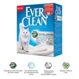 Ever Clean Total Cover, 6 л.  Эвер Клин комкующийся наполнитель с активированным углем, без запаха 