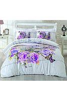 Комплект постельного белья Ozdilek Pembe Celina King-size