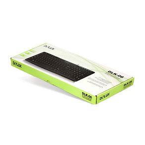 Клавиатура Delux DLK-06UB, фото 2