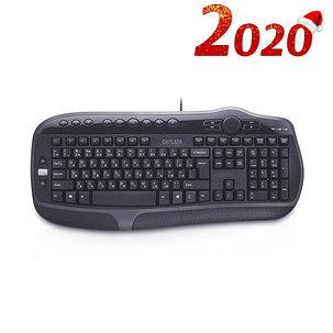 Клавиатура Delux DLK-9050UB, фото 2