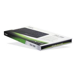 Клавиатура Delux DLK-1900UB, фото 2