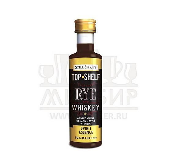 Эссенция Still Spirits Top Shelf Rye Whiskey, 50 мл