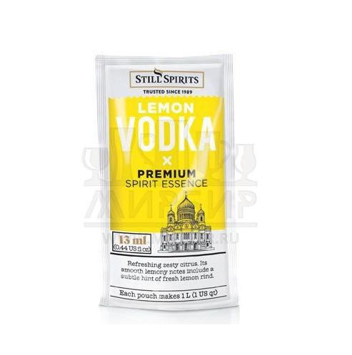 Эссенция Still Spirits Lemon Vodka 1L Sachet