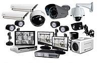 Монтаж систем видеонаблюдения (Услуга)
