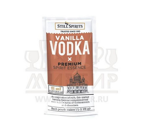 Эссенция Still Spirits Vanilla Vodka 1L Sachet