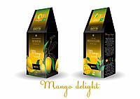 """Черный чай с манго """"Восторг"""" Mango Delight"""