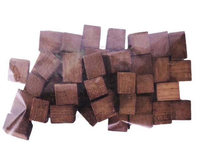 Дубовые кубики средней обжарки (Кавказ), 500 г