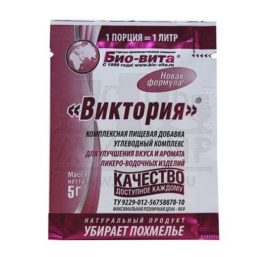 """Углеводный комплекс """"Виктория"""", 5 г"""
