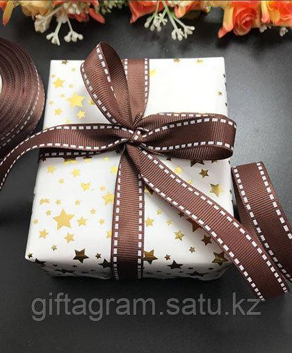 "Лента креповая ""Шоколад"" - фото 1"