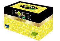 Чай в пакетиках зеленый с лимоном Green Lemon