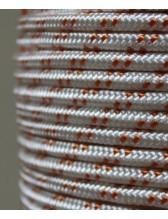 Шнур капроновый плетеный  Уикенд 6 мм