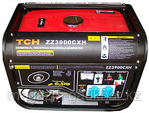 Генератор бензиновый ТСН ZZ 3900 СХН со стартером