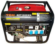 Генератор бензиновый ТСН ZZ 7100 СХН 5,8квт