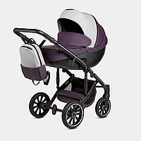 Детская коляска Anex m/type Special 2в1 (Польша -Швейцария) (QSE-02) lavender field