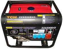Генератор бензиновый ТСН ZZ 6500 ЕН3