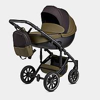Детская коляска Anex m/type Special 2в1 (Польша -Швейцария) (QSE-03) Dark Forest