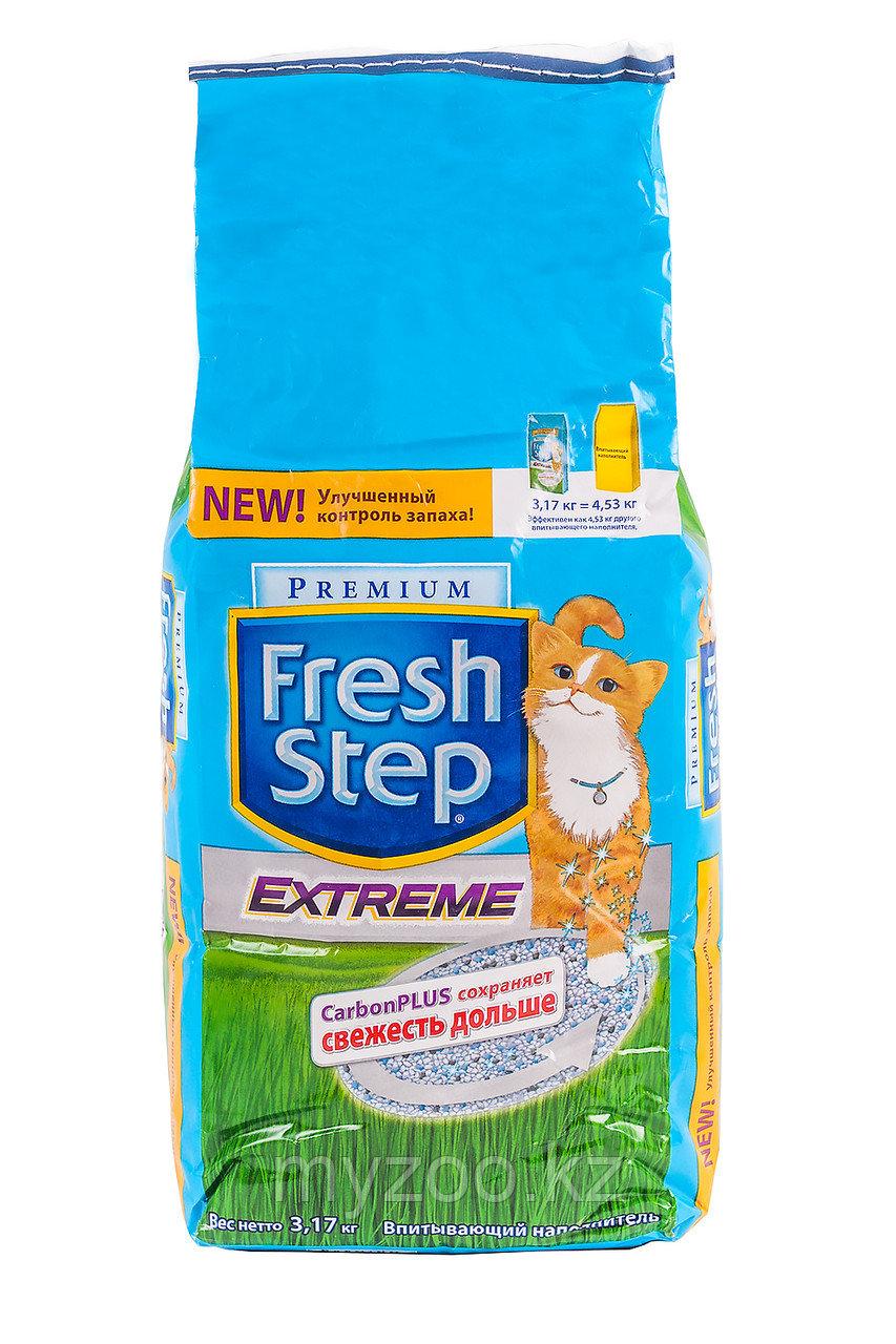 Fresh Step Тройной контроль запахов впитывающий наполнитель 3,17кг/6л