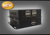Удлинители USB по UTP,FTP,SFTP USB-2.0 HUE
