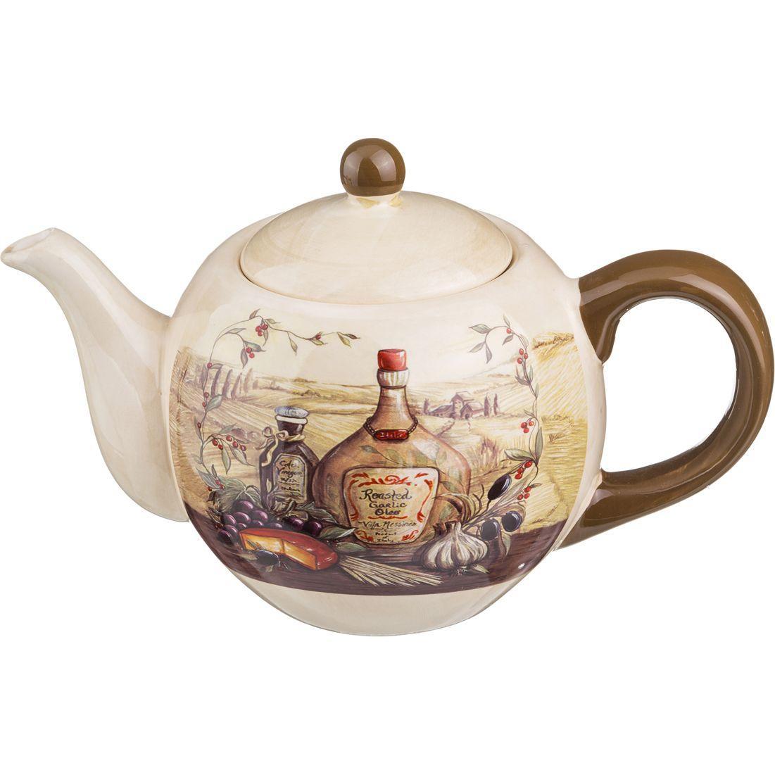 Чайник заварочный Agness «Сицилия» 900 мл