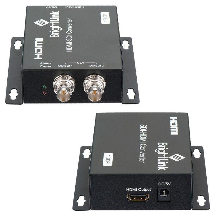 Конвертер с HDMI на SDI SX-HSD1