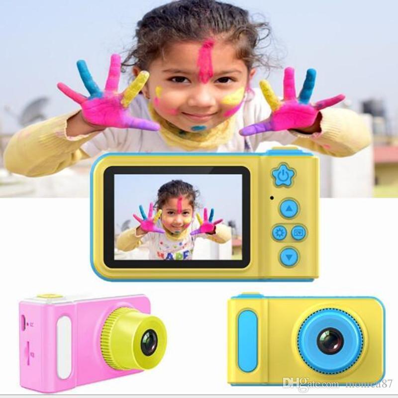 Детский цифровой фотоаппарат
