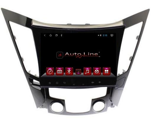 Автомагнитола AutoLine Hyundai Sonata 7- 4 ЯДРА (QUAD CORE)