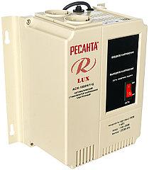 Стабилизатор 1000 (1кВт) настенный Ресанта