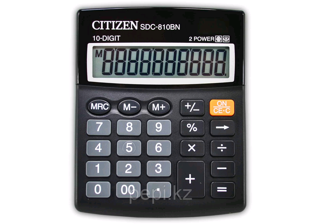 Калькулятор 810 BN,  10р Citizen  (размер 12*8,7см)