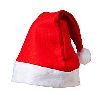 Новогодняя шапочка Санты (из флиса), фото 1