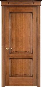 Межкомнатные двери модель ОЛ 6\2 орех, патина, зеленая, белый грунт, белая эмаль