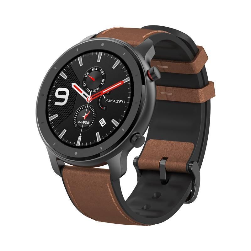 Умные часы Xiaomi Amazfit GTR 47mm - фото 1