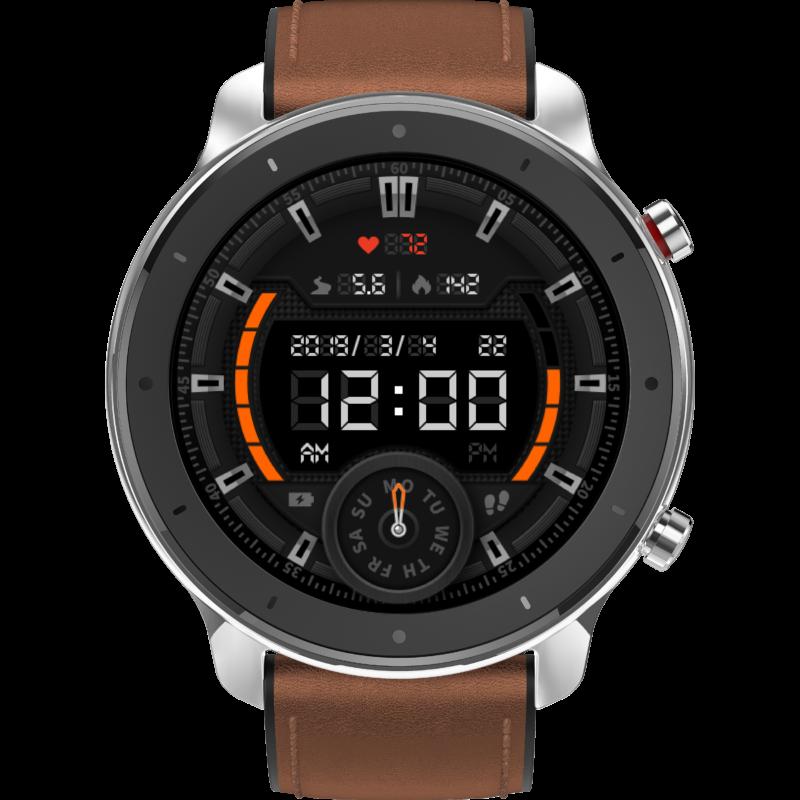 Умные часы Xiaomi Amazfit GTR 47mm - фото 2