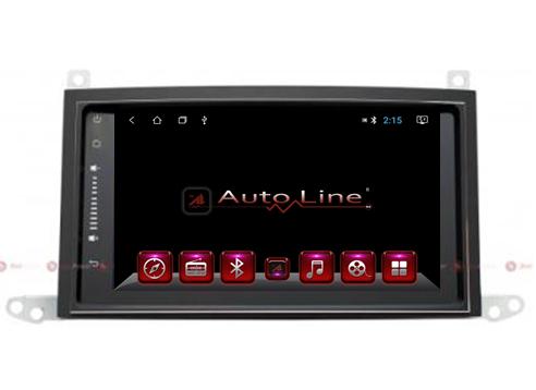 Автомагнитола AutoLine Toyota Venza 2006-2015 ПРОЦЕССОР 4 ЯДРА (QUAD CORE)