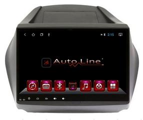 Автомагнитола AutoLine Hyundai Tucson/IX35 2009-2013 8 ЯДЕР (OCTA CORE)