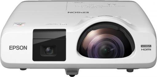 Короткофокусный проектор Epson EB-536Wi, фото 2