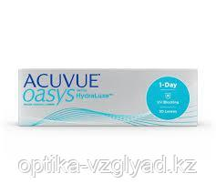 Однодневные линзы Acuvue with HydraLuxe