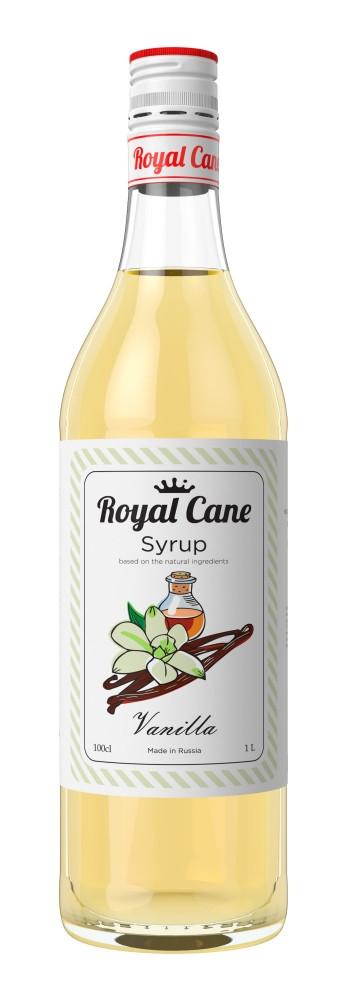 """Сироп Royal Cane """"Vanil"""" Ваниль, 1 литр"""