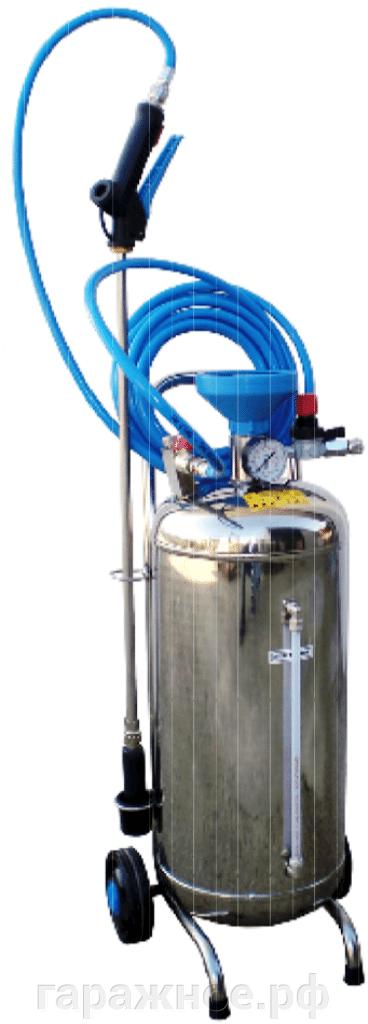 Пеногенераторы IDROSYSTEM (корпус из нержавеющей стали) Lt 24 inox foamer NDE/24