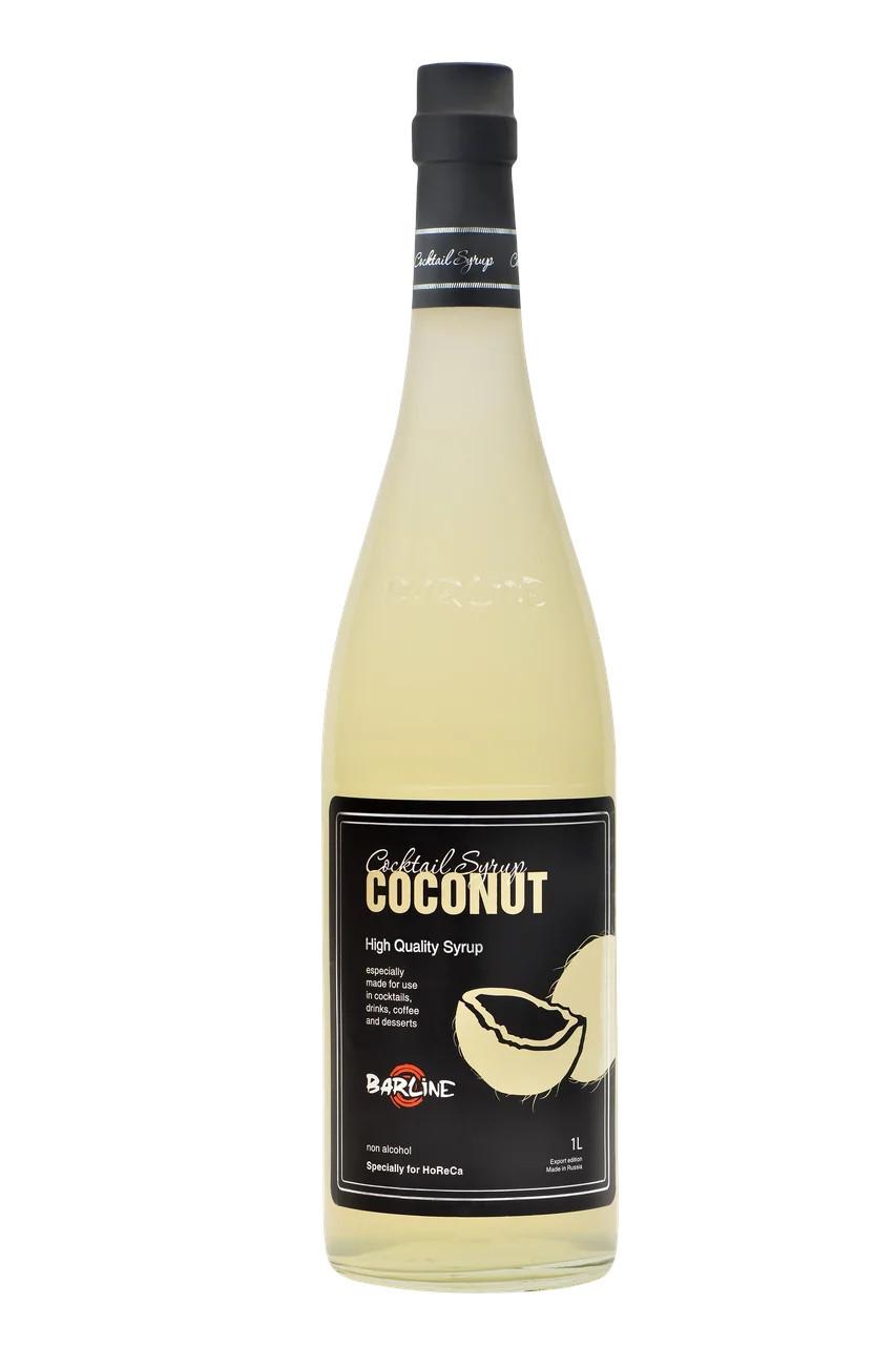 "Сироп Barline ""Coconut"" Кокос, 1 литр"