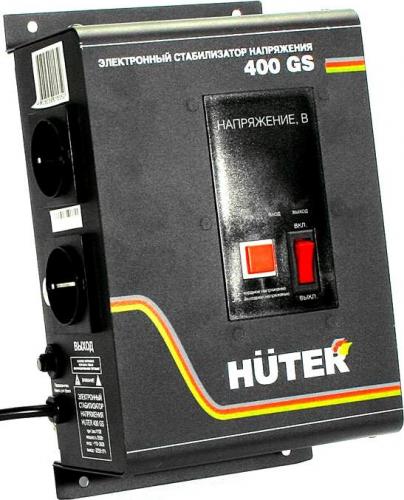 Стабилизатор HUTER 400GS Мощность 0,35кВт