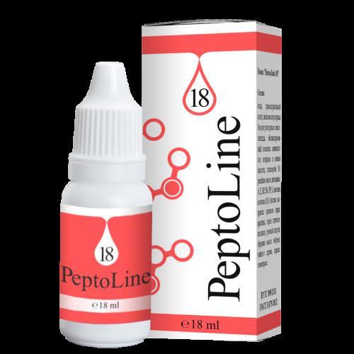 PeptoLine №18, - для восстановления роста волос