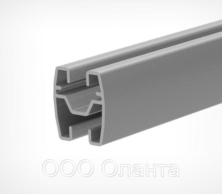 Алюминиевый профиль ECOTRACK (L=3000 мм) анодированный арт.250002