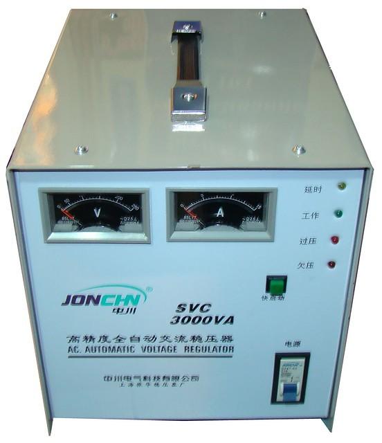 Стабилизатор напряжения JONCHN 3 кВт
